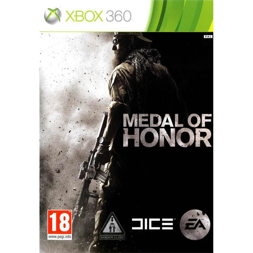 MEDAL OF HONOR XBOX 360 PAL-FR OCCASION