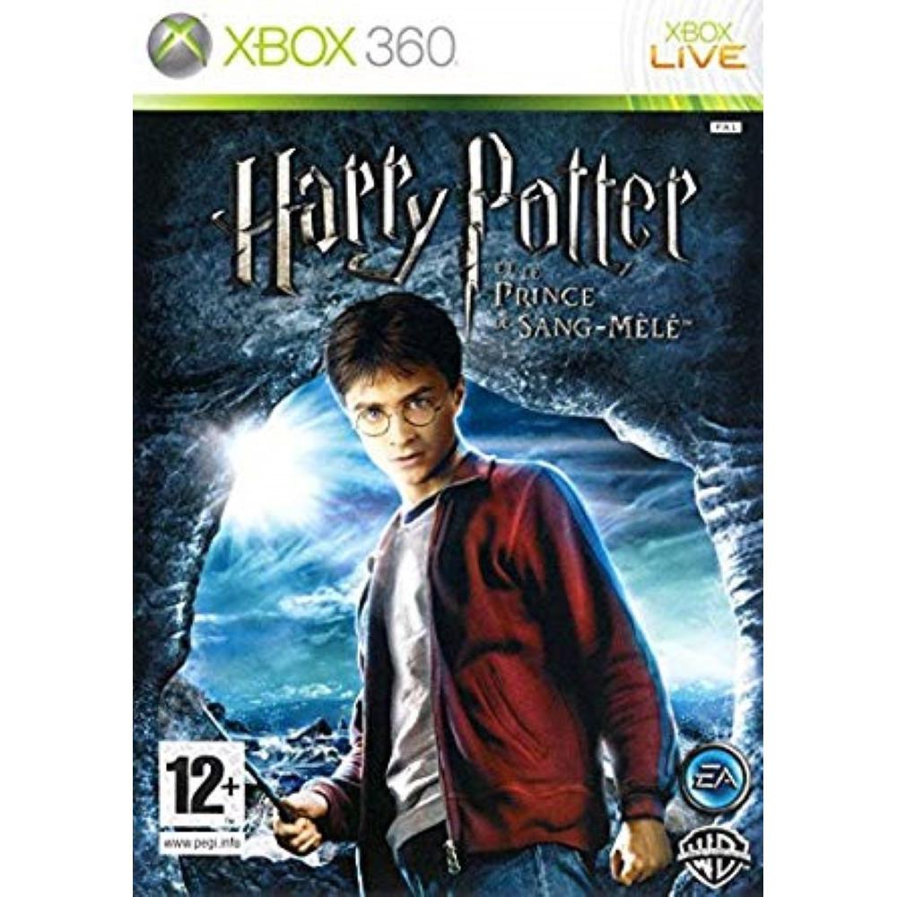 HARRY POTTER ET LE PRINCE DE SANG MELE XBOX 360 PAL-FR OCCASION