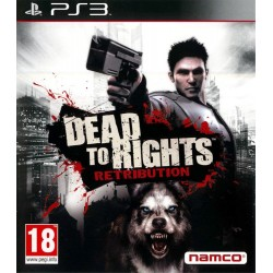 DEAD TO RIGHTS RETRIBUTION PS3 FR OCCASION