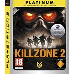 KILLZONE 2 (PLATINUM) PS3 FR OCCASION