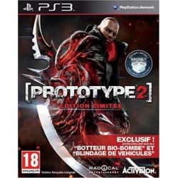 PROTOTYPE 2 EDITION LIMITEE PS3 FR OCCASION