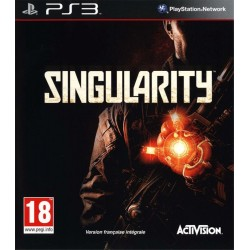 SINGULARITY PS3 FR OCCASION