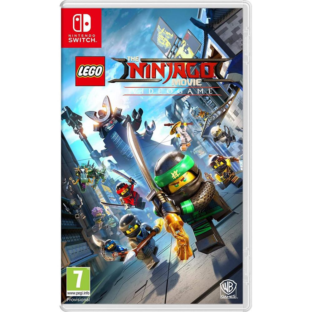 LEGO NINJAGO LE FILM SWITCH FR OCCASION