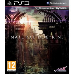 NATURAL DOCTRINE PS3 FR OCCASION
