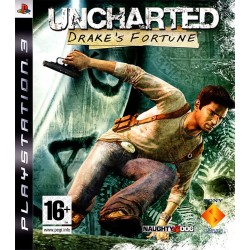 UNCHARTED DRAKE S FORTUNE PS3 FR OCCASION