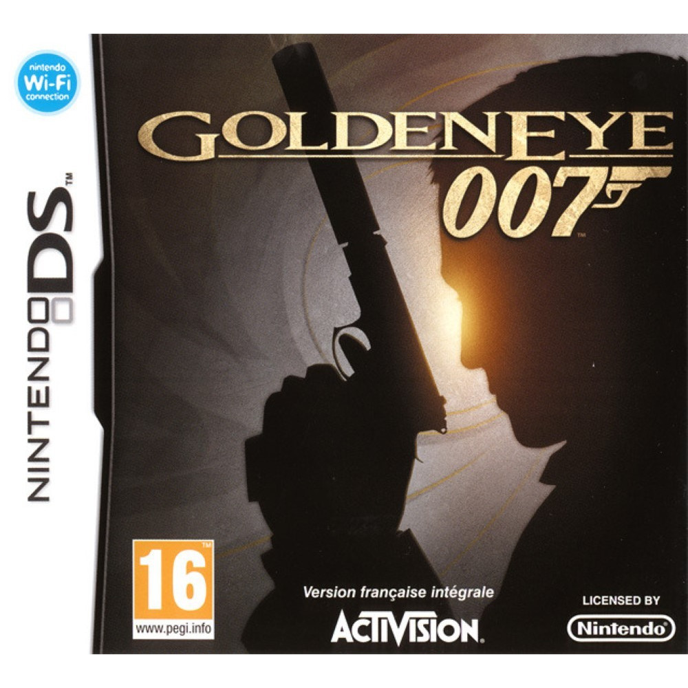GOLDENEYE 007 NDS FRA OCCASION