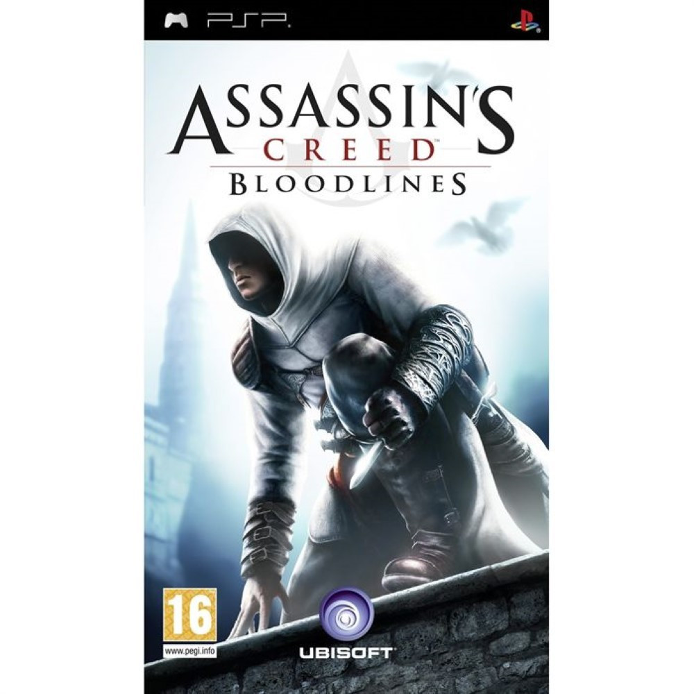 ASSASSIN S CREED BLOODLINES PSP FR OCCASION
