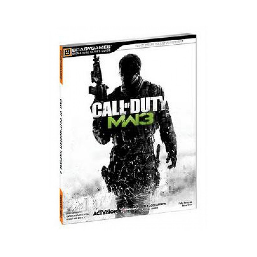 GUIDE CALL OF DUTY MODERN WARFARE 3 FR OCCASION
