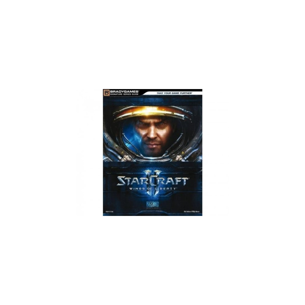 GUIDE STARCRAFT II : WINGS OF LIBERTY FR OCCASION