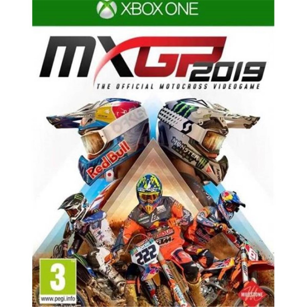 MXGP 2019 PS4 XBOX ONE NEW