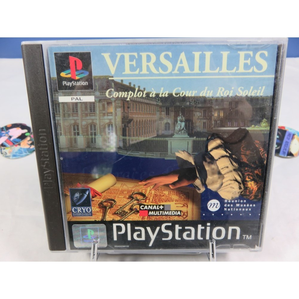 VERSAILLES PS1 PAL-FR OCCASION