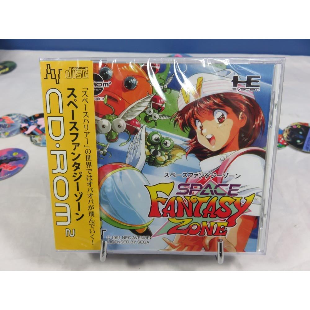 SPACE FANTASY ZONE BOOTLEG NEC CDROM 2 JPN NEW