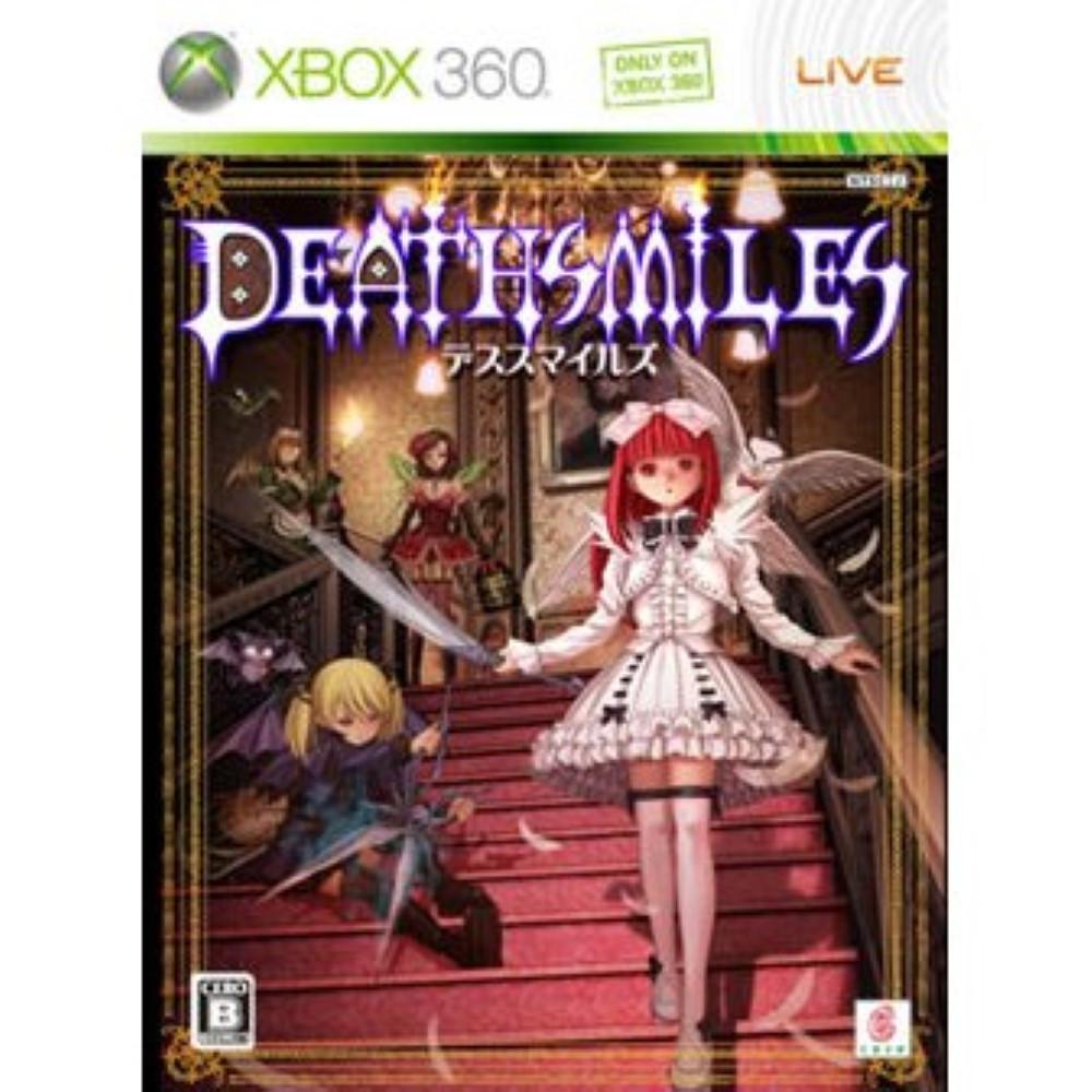 DEATHSMILES XBOX360 (X360) NTSC-JPN (COMPLET - GOOD CONDITION) (REGION LOCK)