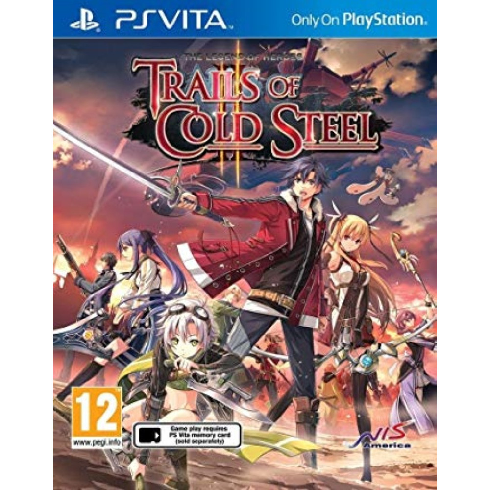 THE LEGEND OF HEROES TRAILS OF COLD STEEL 2 PSVITA FR OCCASION