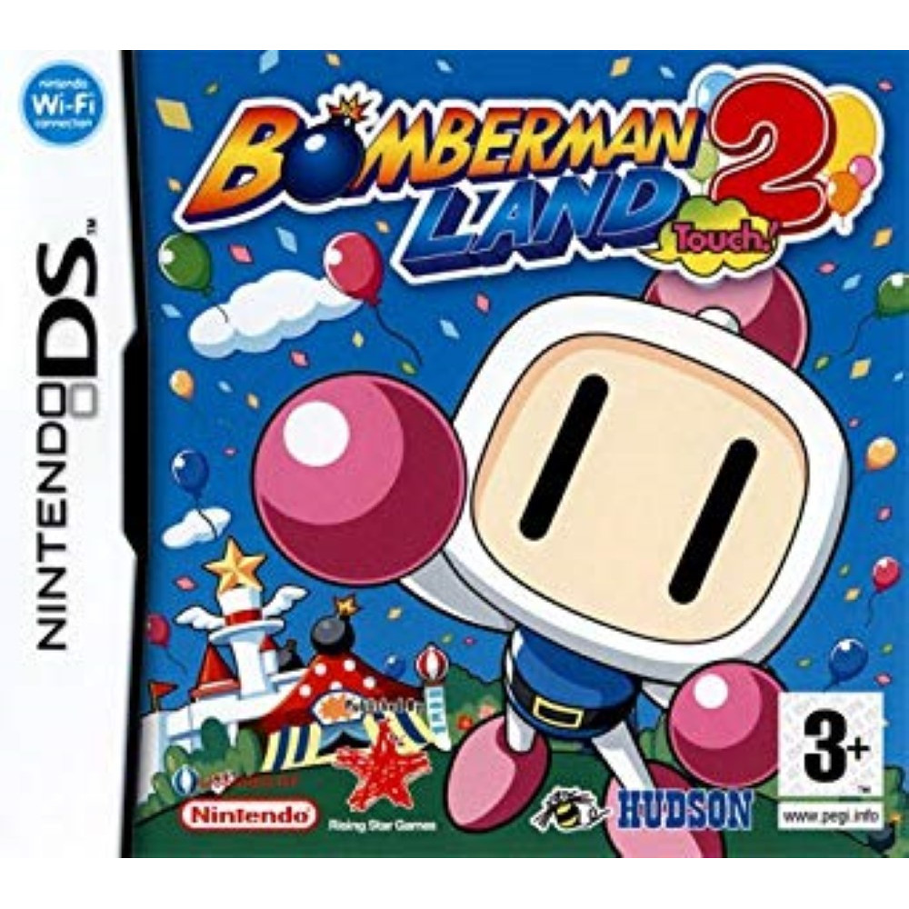 BOMBERMAN LAND TOUCH 2! NDS FRA OCCASION