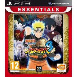 NARUTO SHIPPUDEN ULTIMATE NINJA STORM 3 FULL BURST ESSENTIALS PS3 FR OCCASION