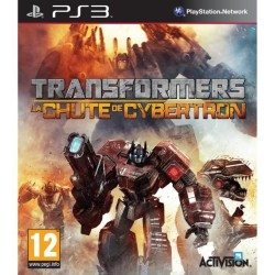 TRANSFORMERS LA CHUTE DE CYBERTRON PS3 FR OCCASION