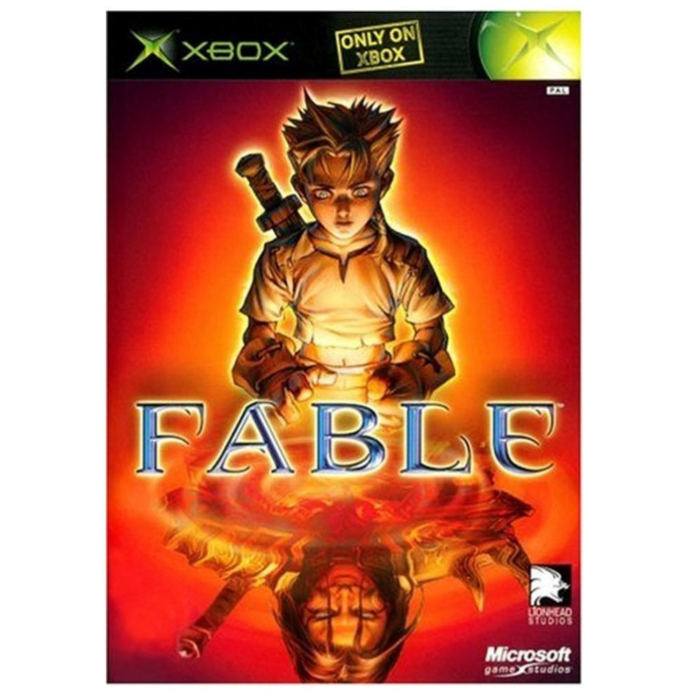 FABLE XBOX PAL-FR OCCASION