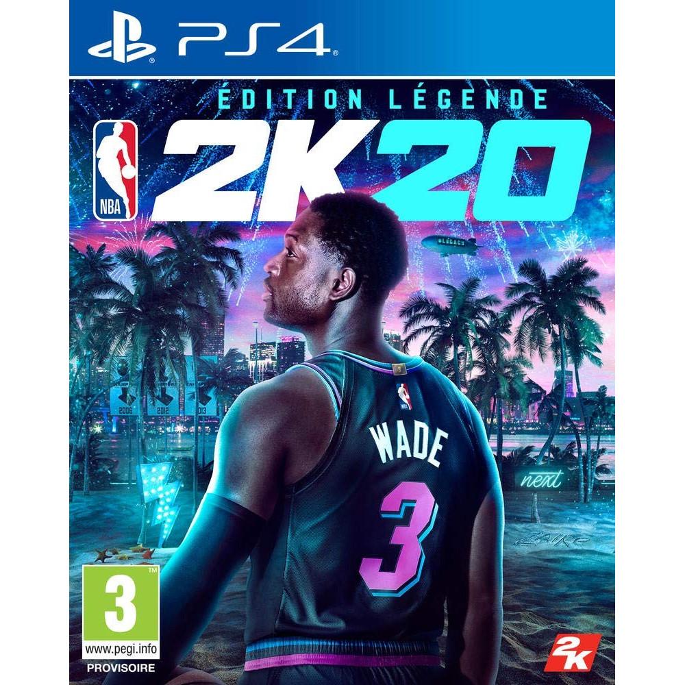 NBA 2K20 EDITION LEGENDE PS4 FR NEW