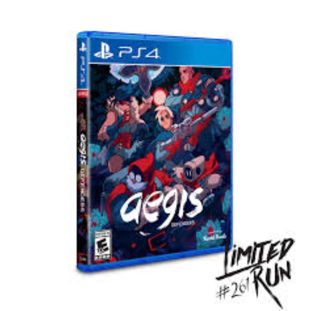 AEGIS DEFENDERS PS4 US NEW