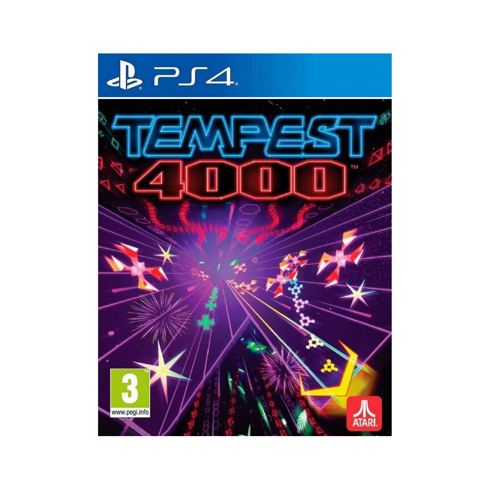 TEMPEST 4000 PS4 FR NEW
