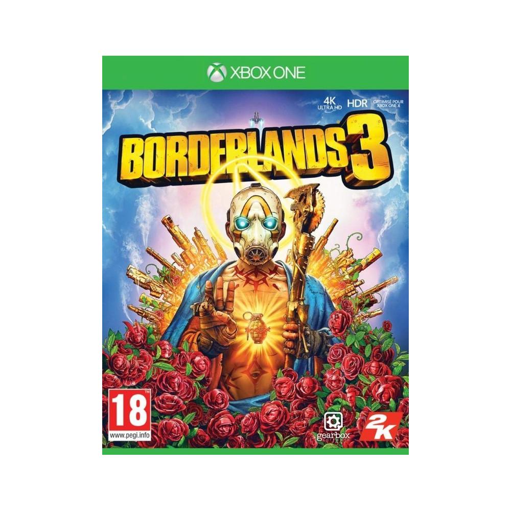 BORDERLANDS 3 XBOX ONE FR NEW