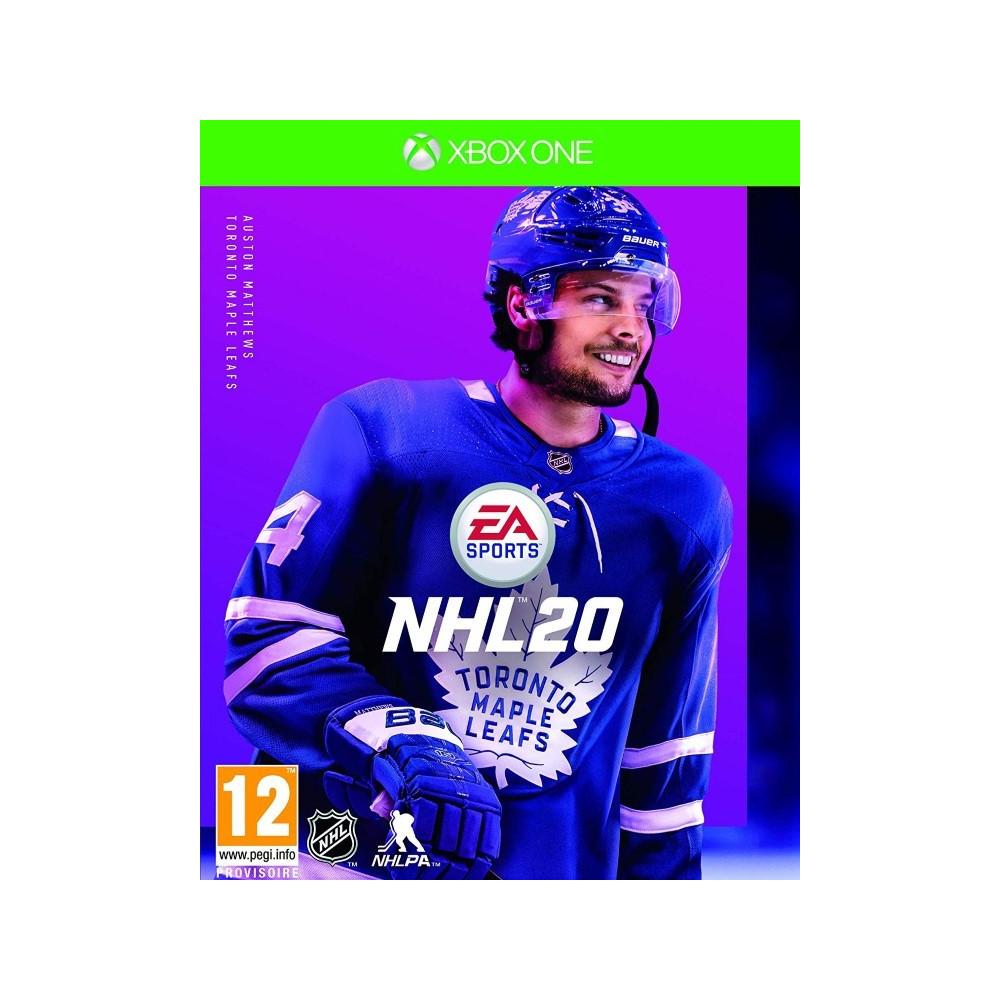 NHL 20 XBOX ONE FR NEW