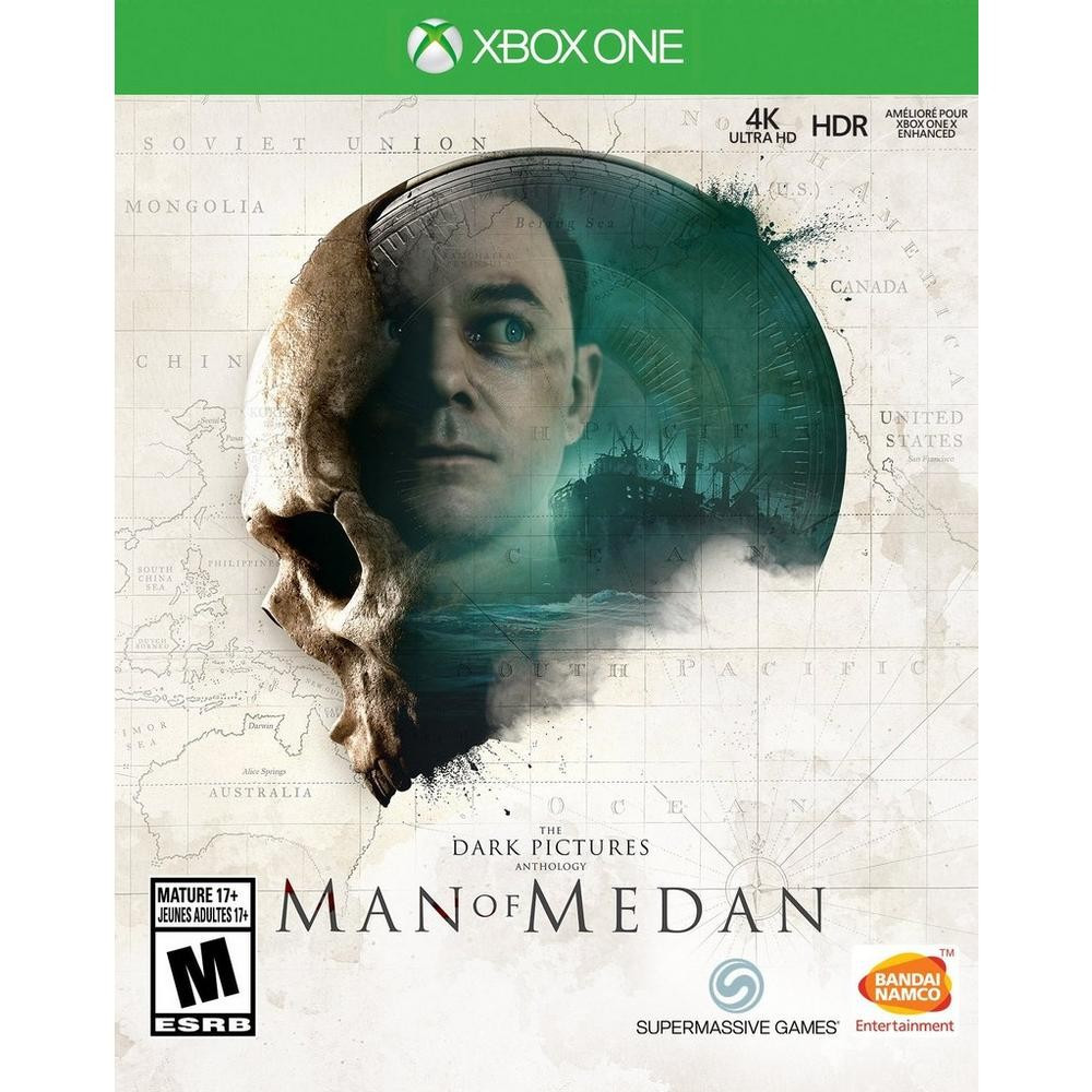THE DARK PICTURES ANTHOLOGY MAN OF MEDAN XBOX ONE FR OCCASION