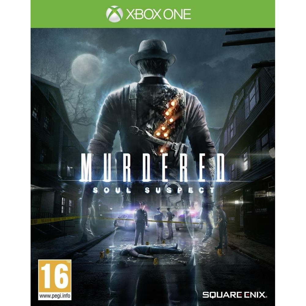 MURDERED SOUL SUSPECT XBOX ONE UK OCCASION