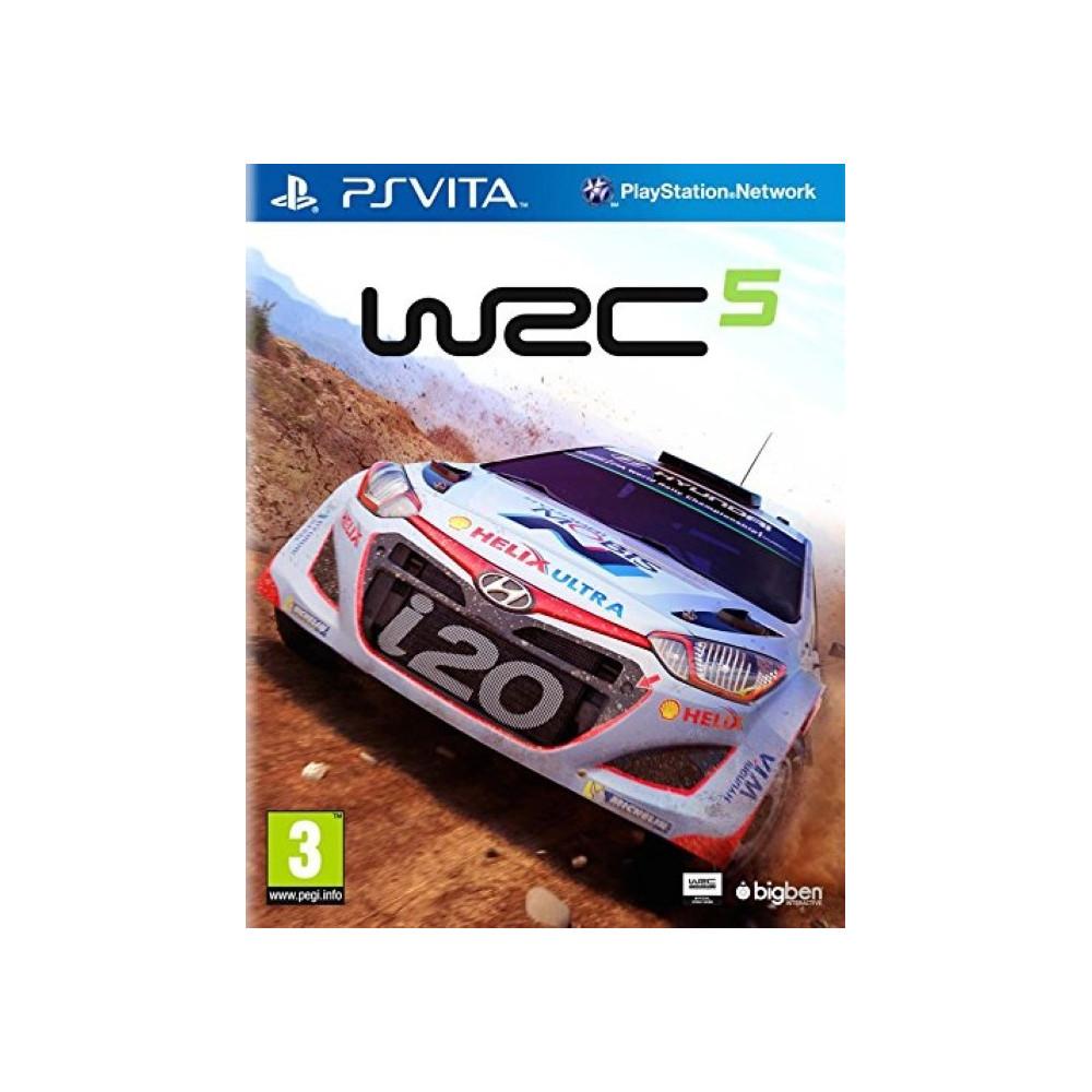 WRC 5 PSVITA FR OCCASION