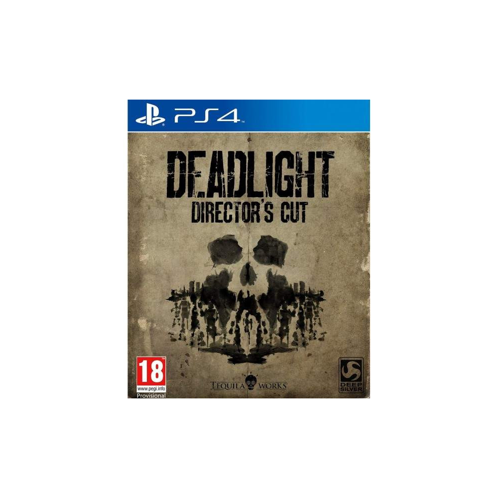 DEADLIGHT DIRECTOR S CUT PS4 FR OCCASION