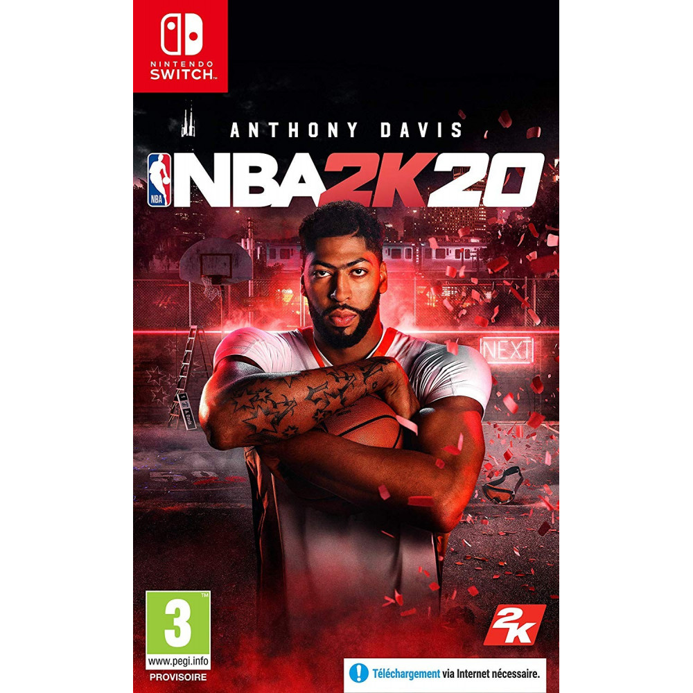 NBA 2K20 SWITCH DE NEW