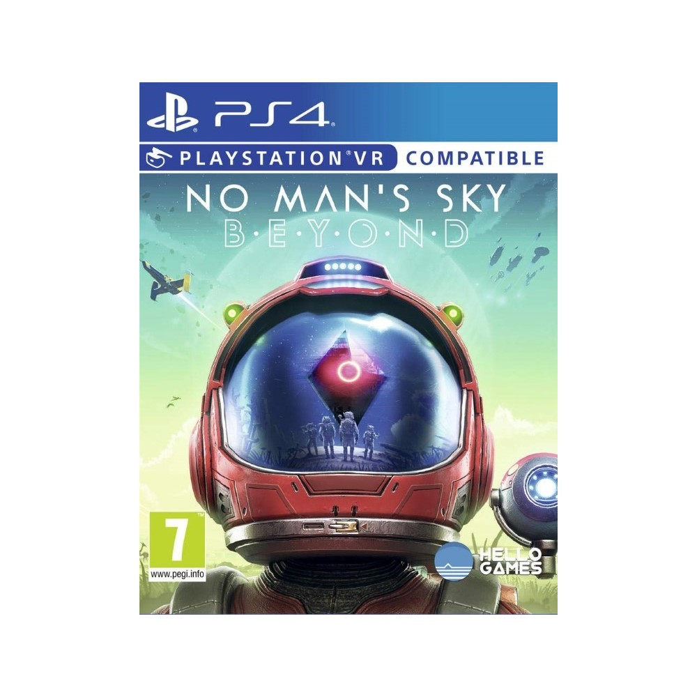 NO MAN S SKY BEYOND PS4 FR NEW
