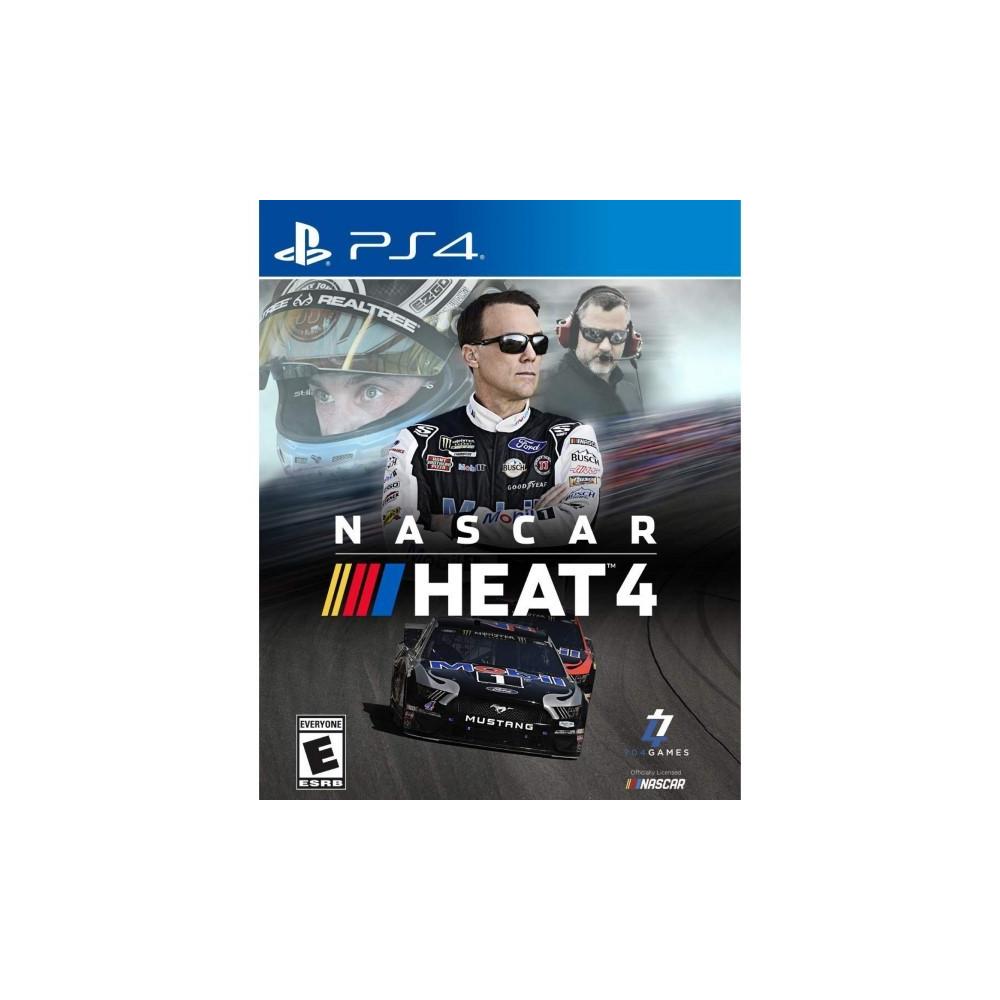 NASCAR HEAT 4 PS4 US NEW