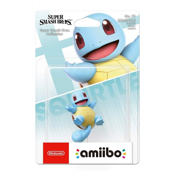 AMIIBO SUPER SMASH BROS CARAPUCE NEW