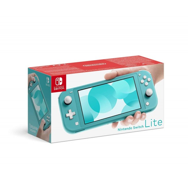 CONSOLE SWITCH LITE TURQUOISE EURO NEW