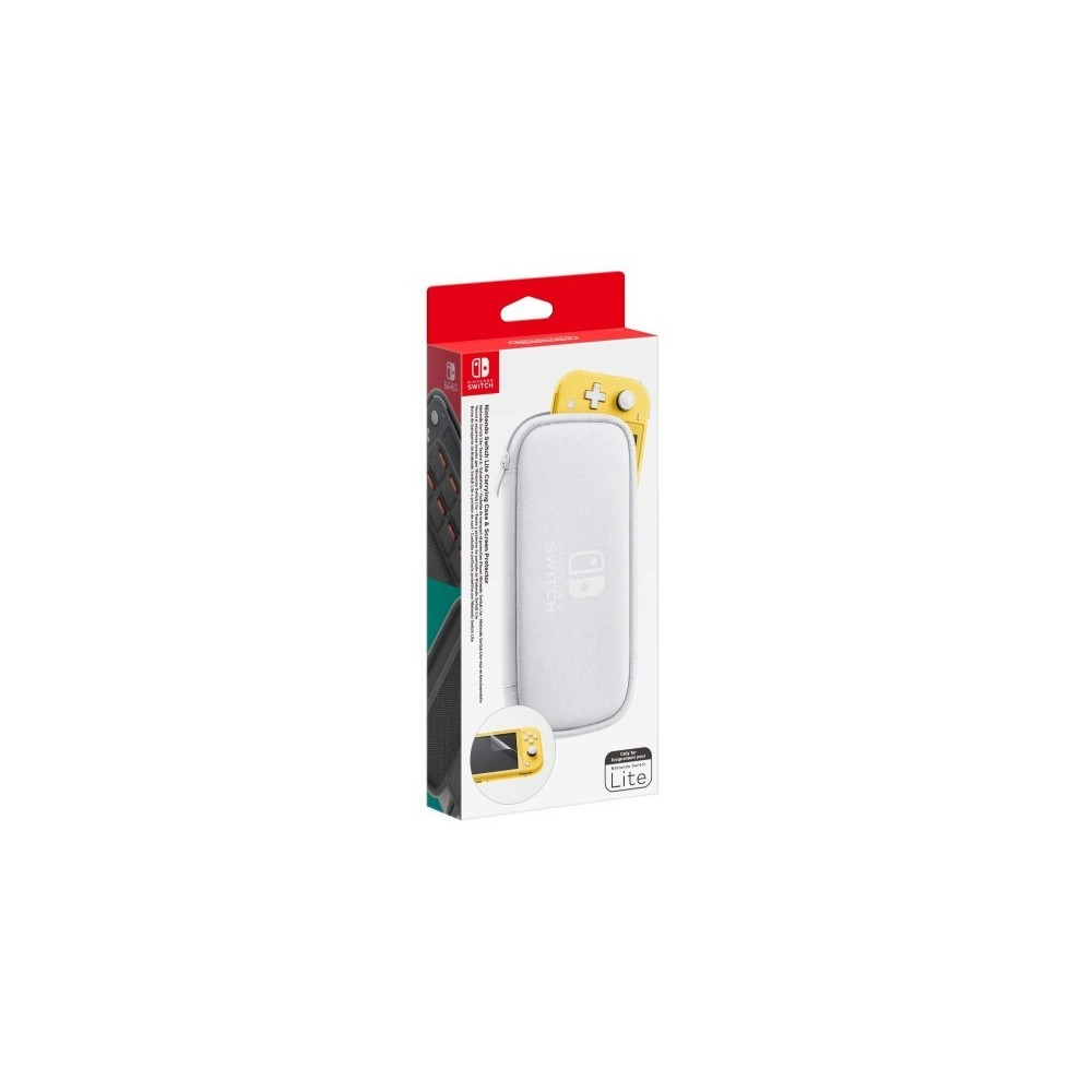 CARRY CASE + SCREEN PROTECTOR SWITCH LITE NEW