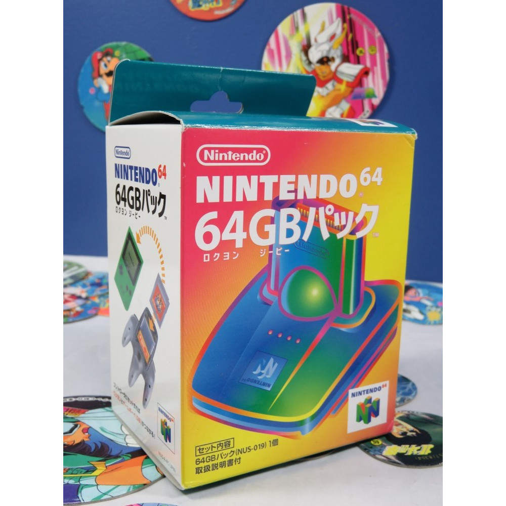 64GB PACK N64 JPN OCCASION