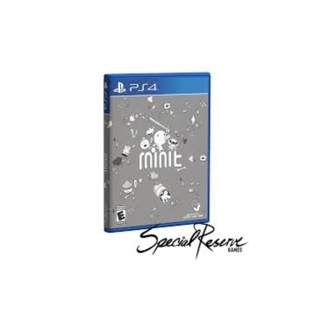 MINIT PS4 US NEW