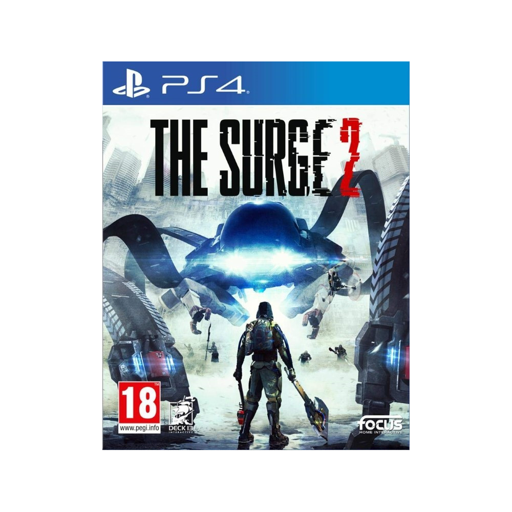THE SURGE 2 PS4 UK NEW