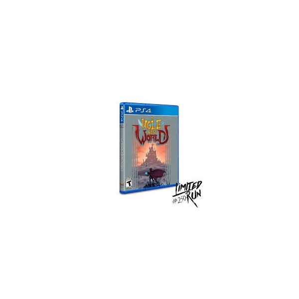 A HOLE NEW WORLD PS4 US NEW