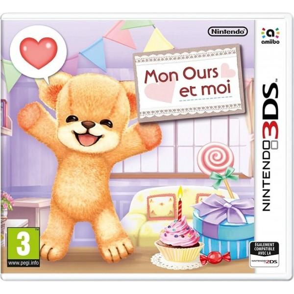 MON OURS ET MOI 3DS FR OCCASION