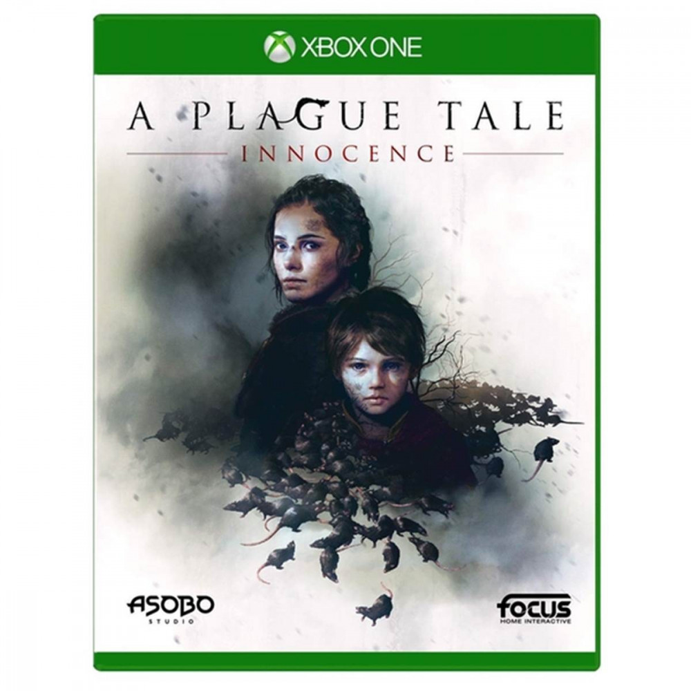 A PLAGUE TALE INNOCENCE XBOX ONE UK OCCASION