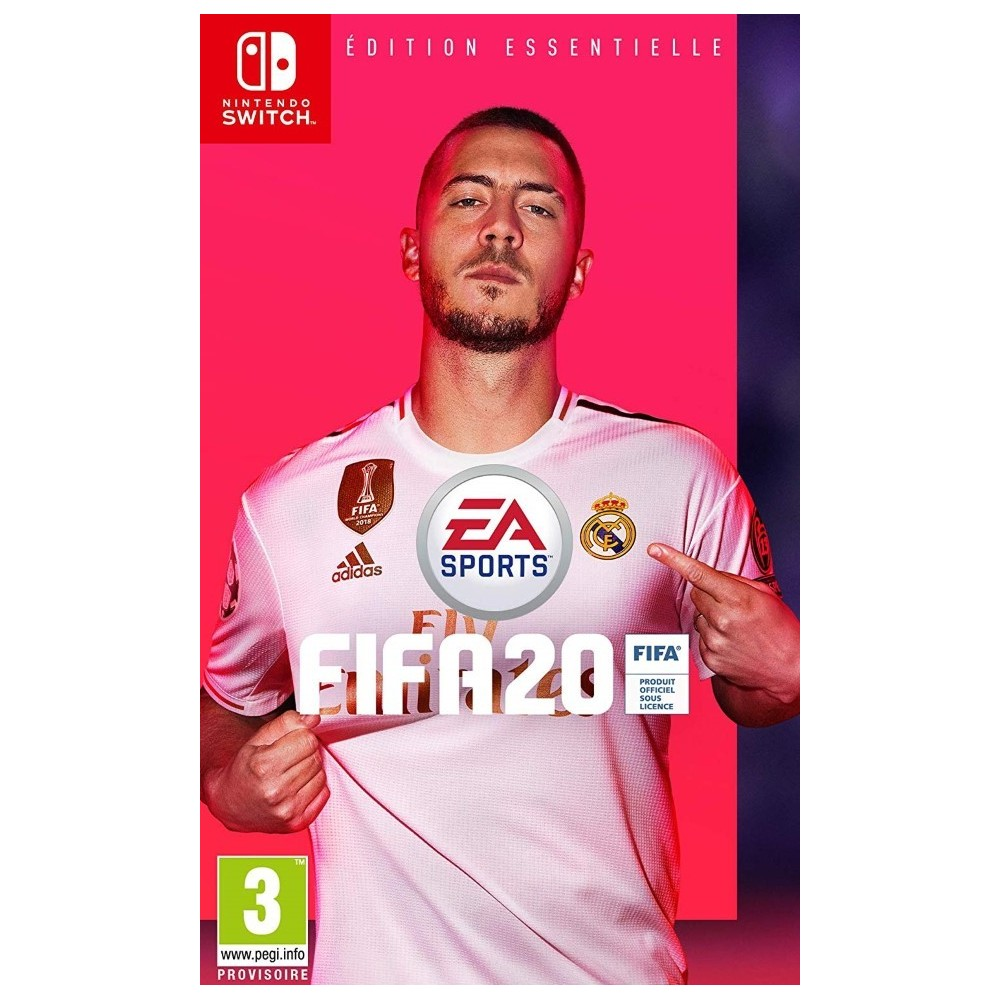 FIFA 20 SWITCH FR OCCASION