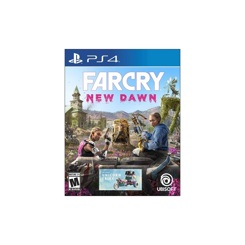 FARCRY NEW DAWN PS4 US NEW
