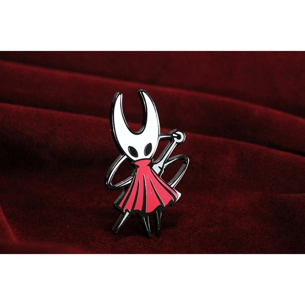 PIN S HOLLOW KNIGHT HORNET FANGAMER NEW