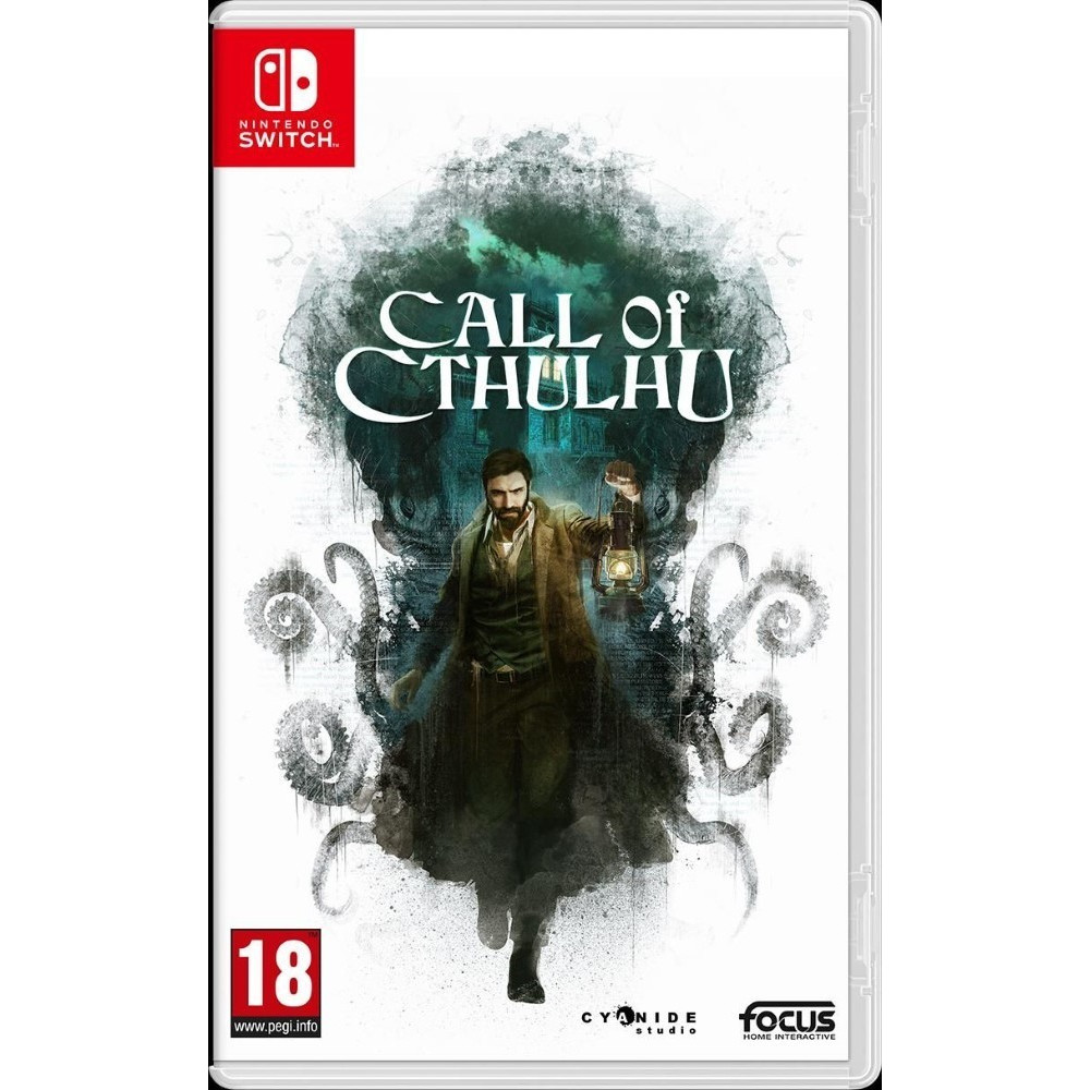 CALL OF CHTULU SWITCH FR NEW