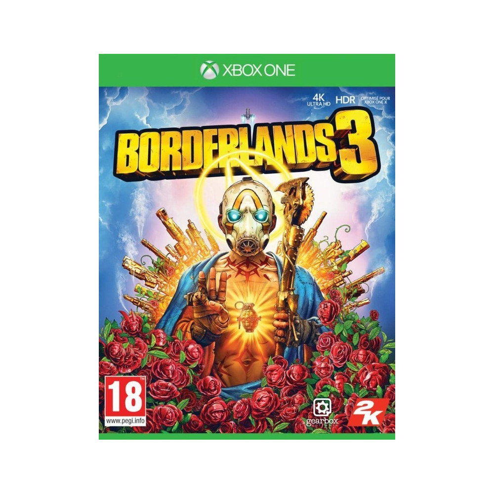 BORDERLANDS 3 XBOX ONE FR OCCASION