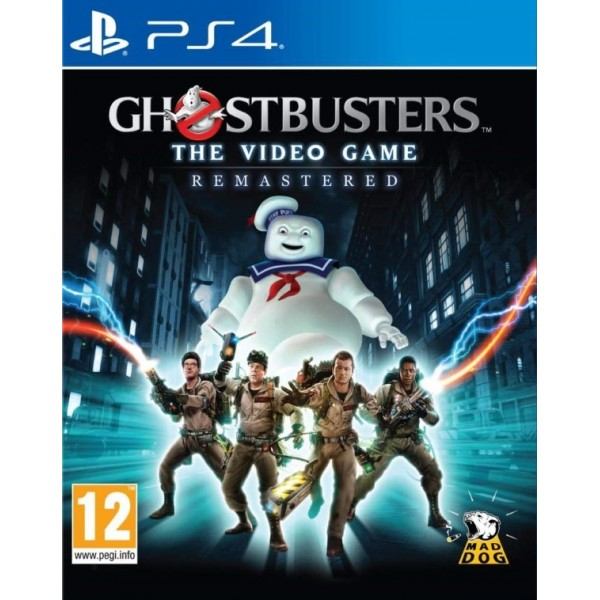 GHOSTBUSTERS REMASTERISED PS4 FR OCCASION