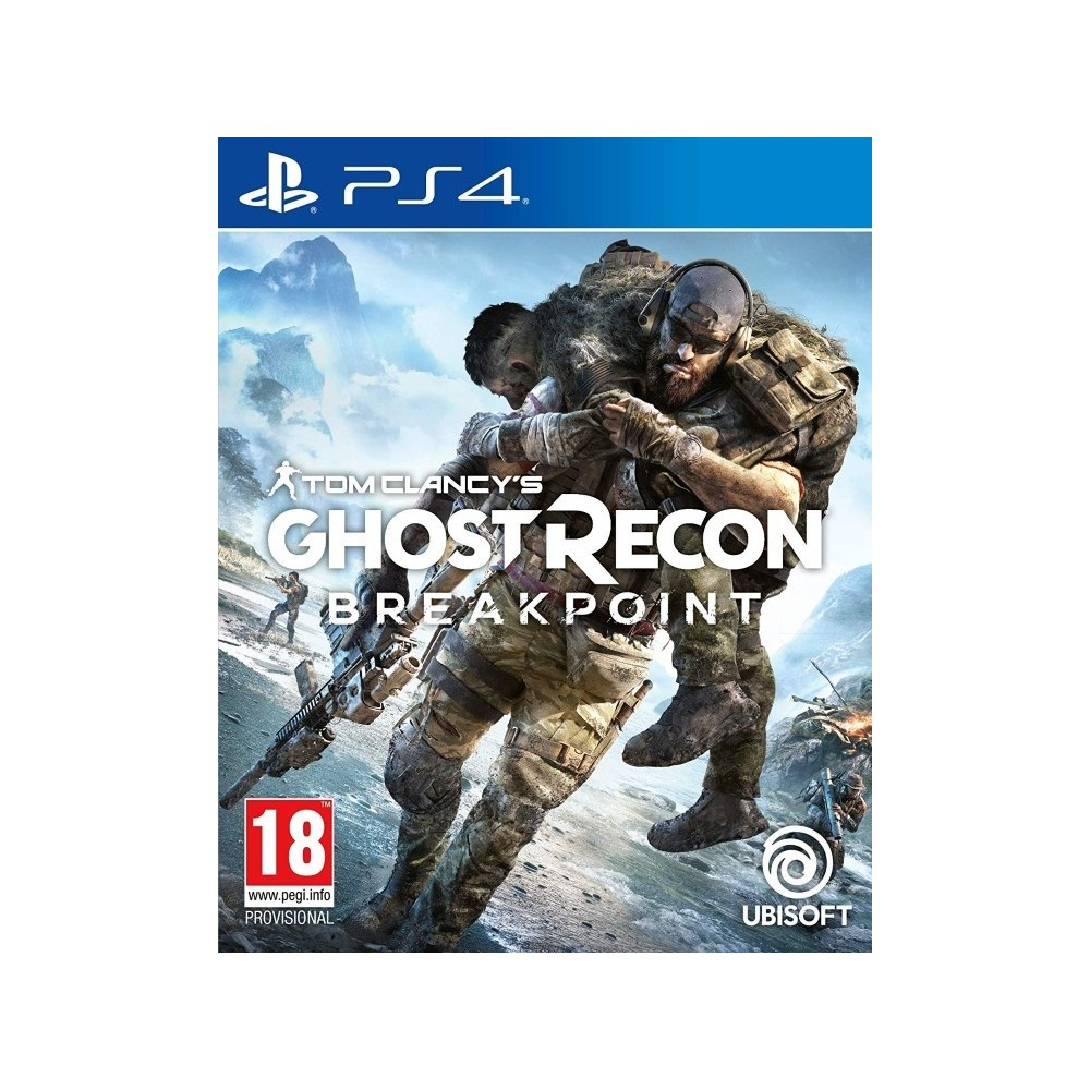 GHOST RECON BREAKPOINT PS4 FR OCCASION